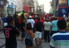 As lojas não irão aderir a greve (FOTO: Lyvia Rocha/Tribuna do Ceará)