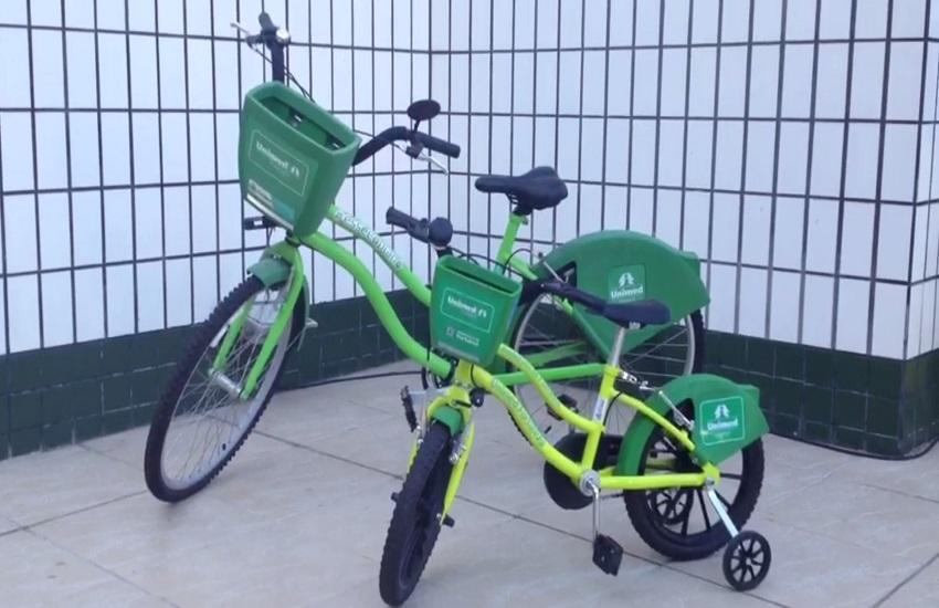 Veja como são as bicicletinhas do Mini-Bicicletar, que será lançado neste domingo