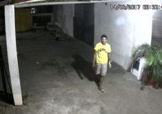 (FOTO: Reprodução/Câmeras de Vigilância)(FOTO: Reprodução/Câmeras de Vigilância)