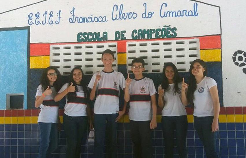Alunos de escolas públicas do Ceará superam 500 mil concorrentes em Olimpíada de Física