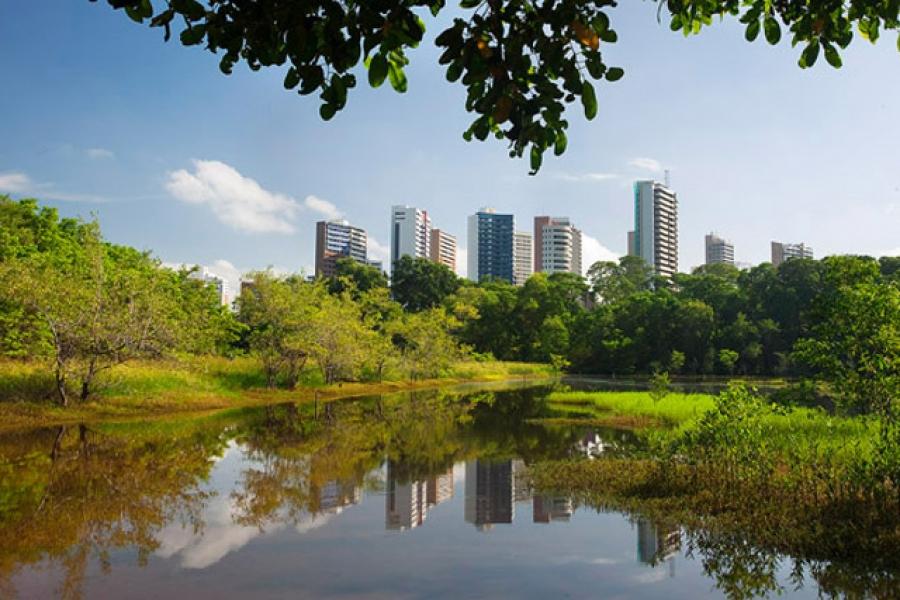 Agora oficial, Parque do Cocó é quase 5 vezes maior que o Central Park de Nova York