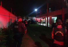 A Divisão de Homicídios acredita que a chacina teve relação com a disputa pelo tráfico (Foto: Dorian Girão/TV Jangadeiro)