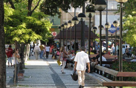 Comemoração do Dia de Cooperar será na Praça do Ferreira. (Foto: Prefeitura de Fortaleza/Divulgação)