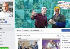 Roberto Cláudio tem perfil com maior total de seguidores entre políticos do Ceará. (Foto: Reprodução)