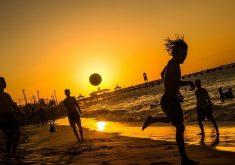 Sol é a marca da Capital (FOTO: Willian Ferreira)