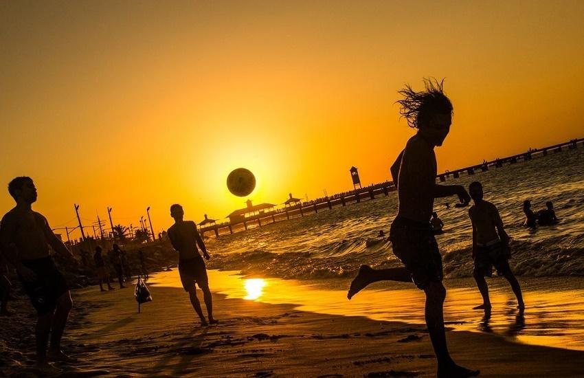 Turistas que enfrentarem chuvas em Fortaleza serão recompensados com outra viagem a partir de agosto