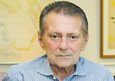 O chanceler tinha 71 anos (FOTO: Are Soares/Unifor)