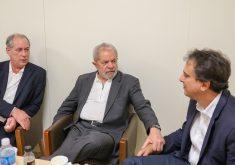 Camilo foi citado por Lula, mas pode ficar dividido caso PT e PDT lancem candidato. (Foto: Ricardo Stuckert / Instituto Lula)
