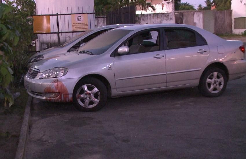 Ex-policial é baleado e filho acaba morto quando vendiam pipas em semáforo
