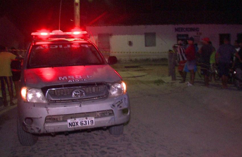 Virou rotina: Ceará é palco de nova chacina, agora com 4 mortos em Paraipaba