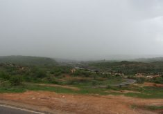 O clima ficou agradável (FOTO: Jéssica Welma/Tribuna do Ceará)