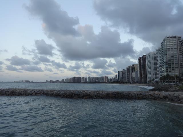 Fortaleza registra temperatura mais baixa de 2017 nesta terça: 21,9º C