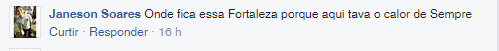 Frio de Fortaleza
