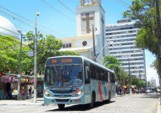 Messejana Centro é um dos ônibus que terá o itinerário aletrado (FOTO: Mob Ceará)
