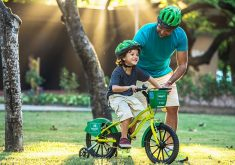 O Mini Bicicletar será expandido para mais sete praças de Fortaleza (FOTO: Divulgação)