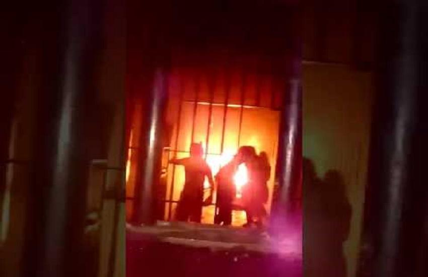 """Detentos gravam vídeo em motim denunciando maus tratos: """"é a resposta para as covardias dos agentes"""""""