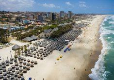 Aplicativo mostra a balneabilidade das praias de Fortaleza (FOTO: Divulgação)