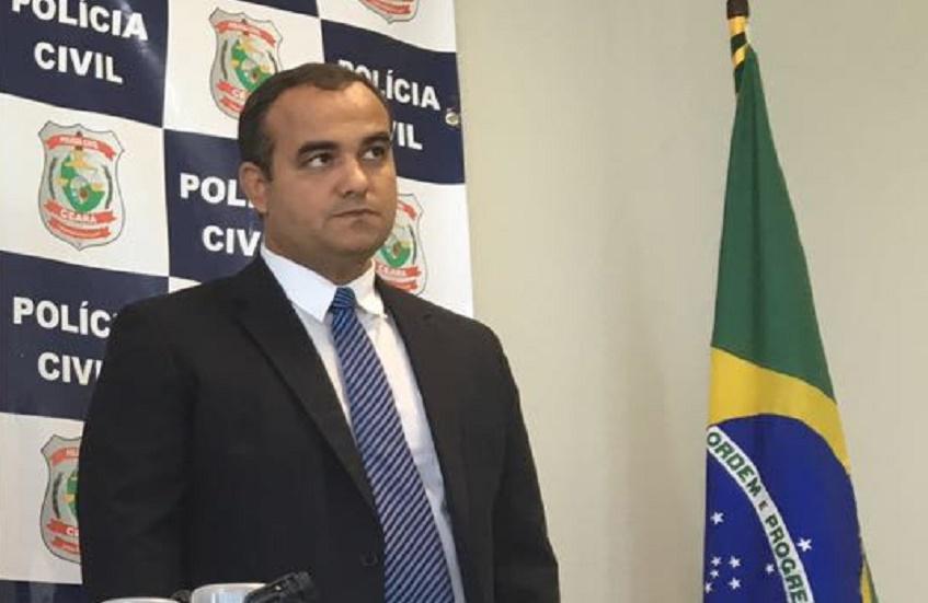 Delegado de Roubos e Furtos é baleado em troca de tiros durante tentativa de assalto