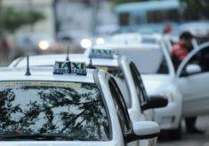 Os taxistas são obrigados a utilizar o taxímetro (FOTO: Divulgação)