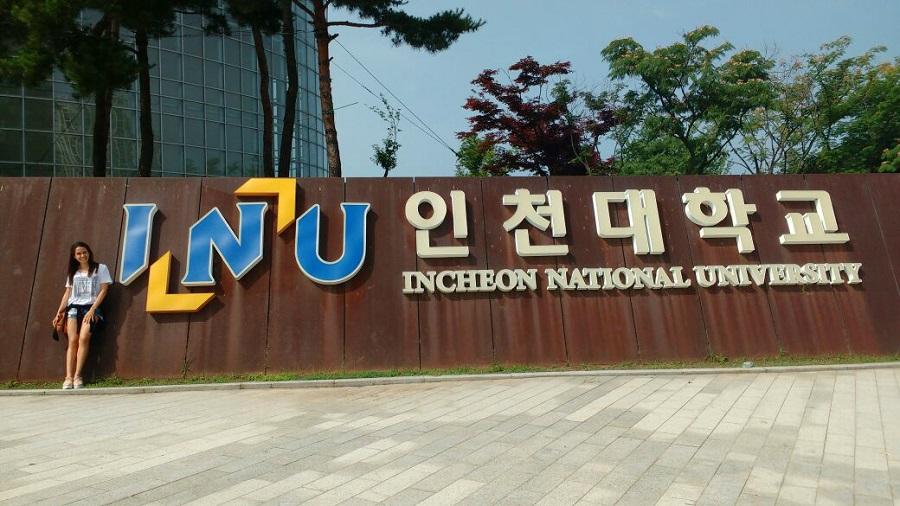 Aluna de Engenharia é única cearense em programa de intercâmbio na Coreia do Sul