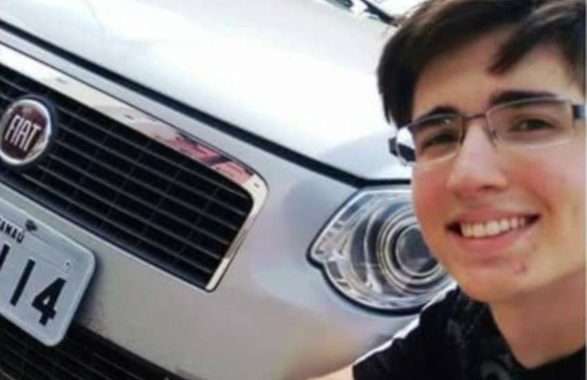 Motorista do Uber assassinado cursava Publicidade em faculdade de Fortaleza