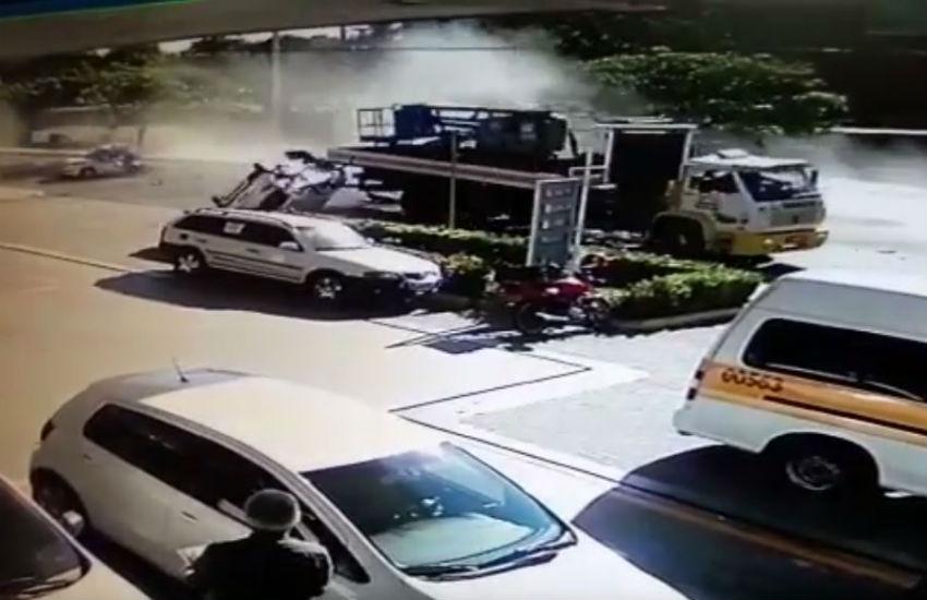 Advogado aponta que laudo sobre acidente na Av. Eng. Santana Júnior está incompleto