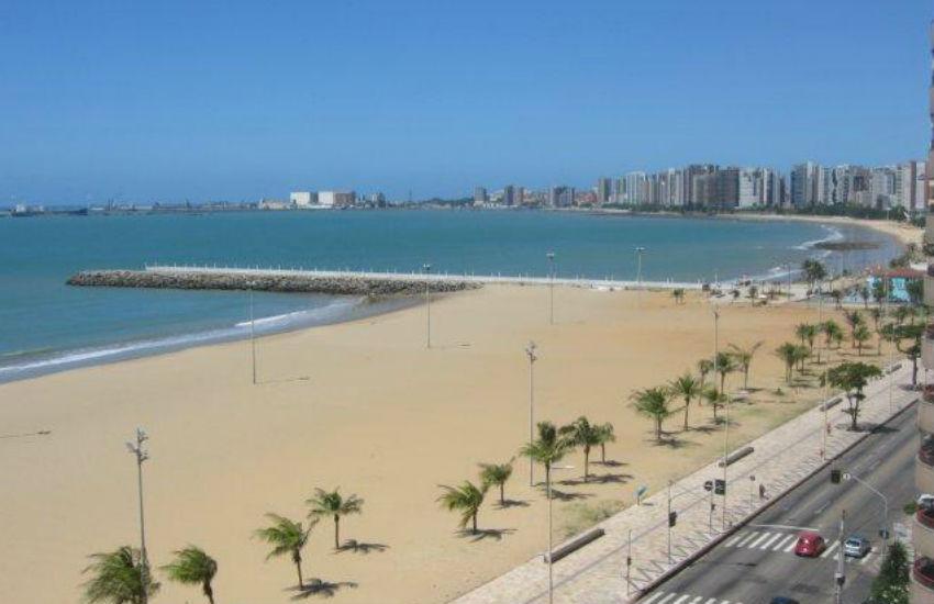 Prefeitura vai ampliar aterro da Praia de Iracema e criar um novo trecho na Av. Beira Mar