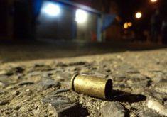 Ele foi morto com vários tiros (FOTO: Divulgação)