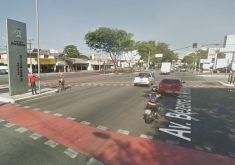 O assalto aconteceu na Avenida Bezerra de Menezes (FOTO: Reprodução/Google)