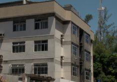 Segundo denúncia, os familiares eram mantidos presos dentro da própria casa (FOTO: Reprodução TV Jangadeiro)