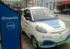 Os carros compartilhados ficarão mais baratos (FOTO: Jéssica Welma/Tribuna do Ceará)