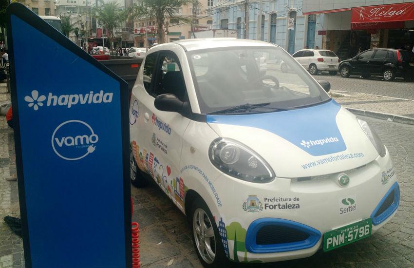 Tarifa dos carros compartilhados de Fortaleza ficará mais barata para estudantes
