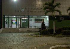 O jovem estava no Centro Socioeducativo (FOTO: Reprodução/TV Jangadeiro)