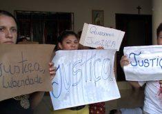 A família pede Justiça (FOTO: Reprodução/TV Jangadeiro)