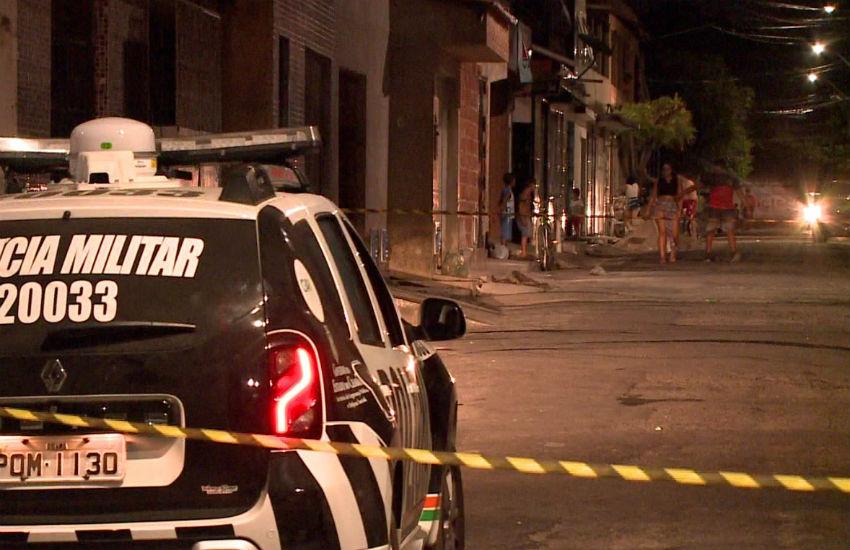 Sete duplos homicídios são registrados na Grande Fortaleza em 48 horas