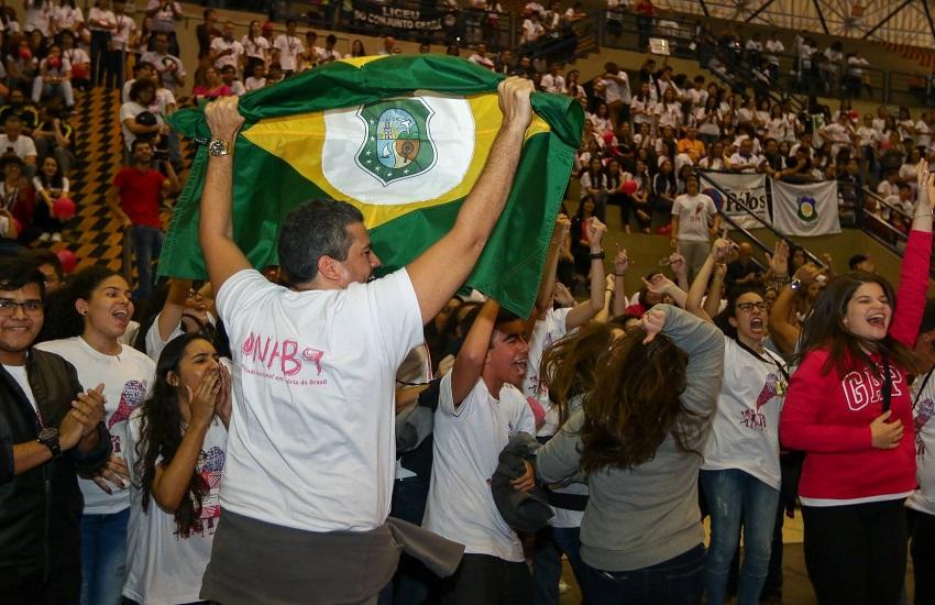 Ceará conquista maior número de medalhas na Olimpíada de História do Brasil