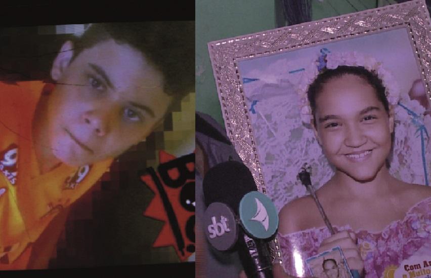 Casal de namorados de 11 e 12 anos foge de casa em Fortaleza