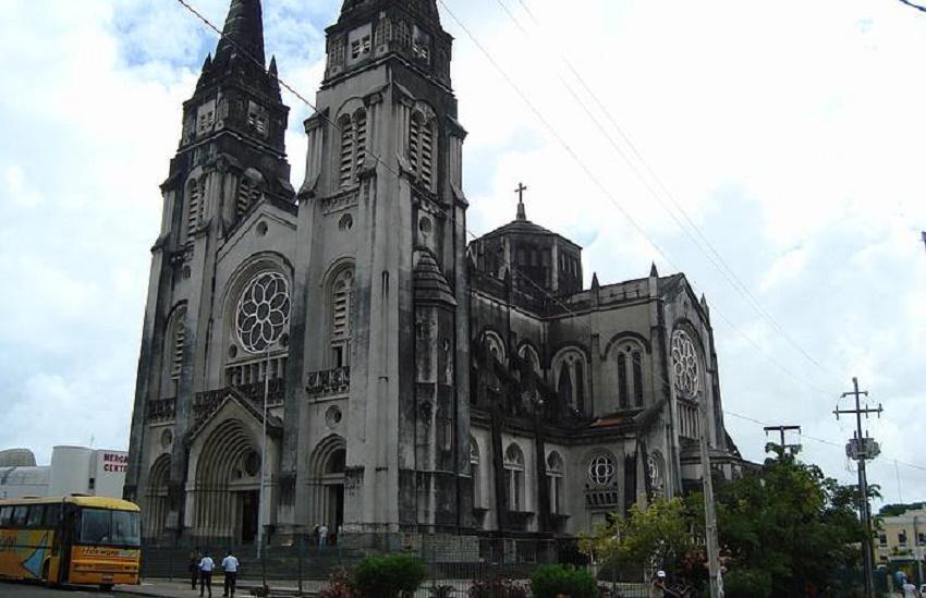 Imagem de Nossa Senhora Aparecida é furtada da Catedral de Fortaleza