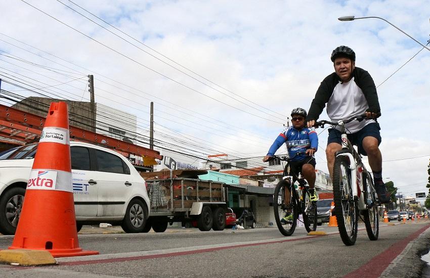 Ciclofaixa de Lazer completa três anoscom rotas especiais na cidade