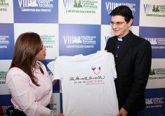 Padre Reginaldo Manzotti renova a parceria pelo quarto ano consecutivo (FOTO: Divulgação)