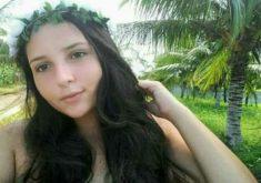 A jovem foi morta com um tiro na nuca (FOTO: Reprodução/Facebook)A jovem foi morta com um tiro na nuca (FOTO: Reprodução/Facebook)