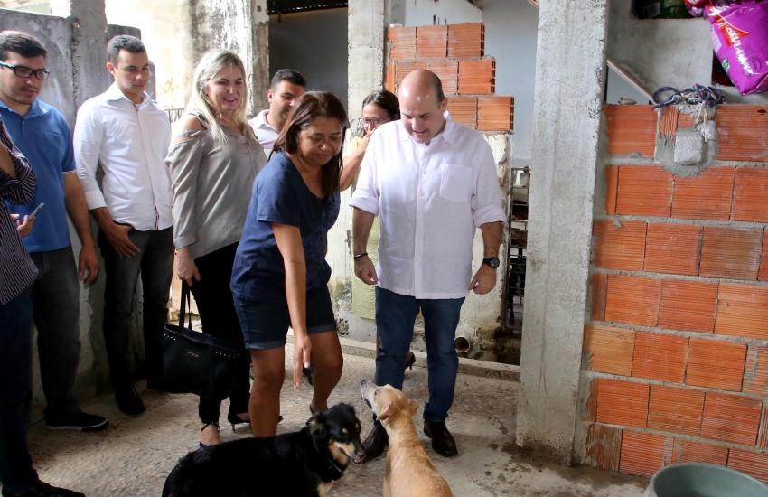 Abrigo São Lázaro receberá repasse de R$ 100 mil por ano da Prefeitura
