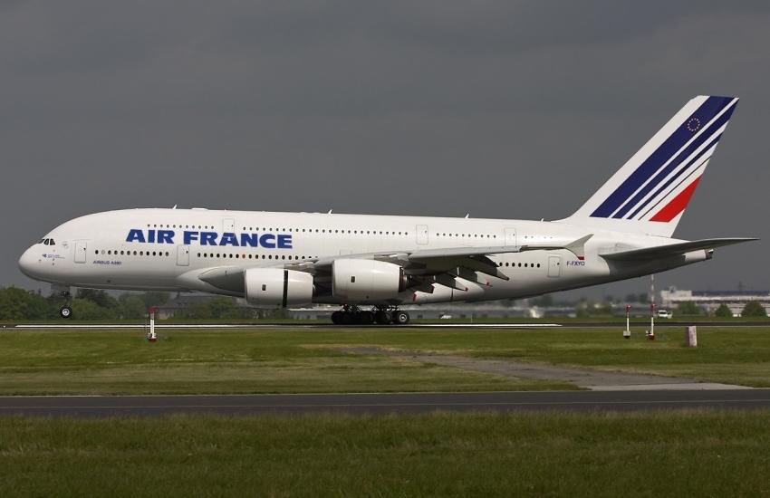 Vendas de passagens para voos diretos a Paris e Amsterdã serão iniciadas neste mês