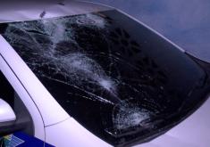 Ataques na região assustaram moradores (FOTO: Reprodução/Whatsapp)