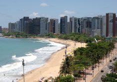"""Eles """"alugavam"""" apartamentos na Av. Beira-Mar (FOTO: Jean Falcão)"""