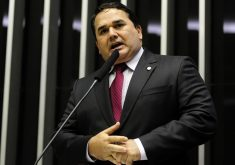 Cabo Sabino disse que tem estudado o crime organizado. (Foto: Agência Câmara de Notícias)