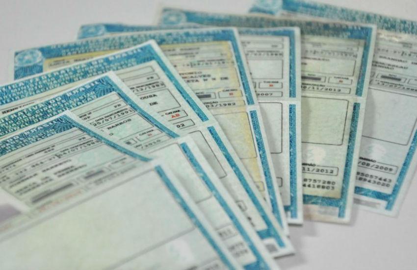 4 mil CNH populares serão ofertadas para estudantes da rede pública