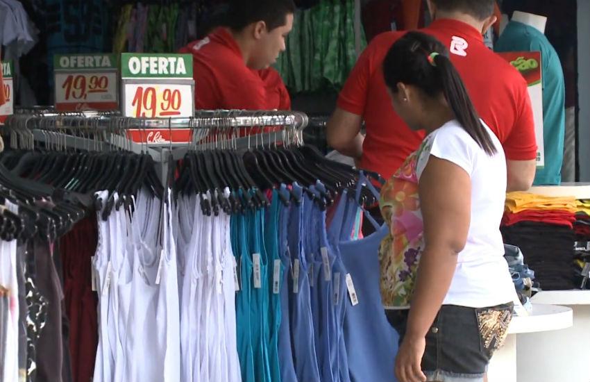 Índice de endividamento cai no mês de outubro em Fortaleza