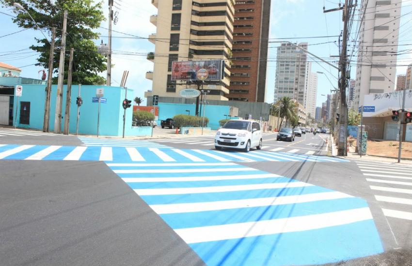 AMC estuda aplicar multas para pedestres e ciclistas para atender resolução nacional