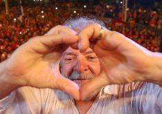 Lula é pré-candidato à Presidência da República, mas pode ficar inelegível. (Foto: Ricardo Stuckert)